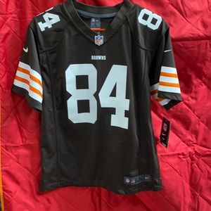 Large Boys Cleveland Browns Jersey 84 Cameron